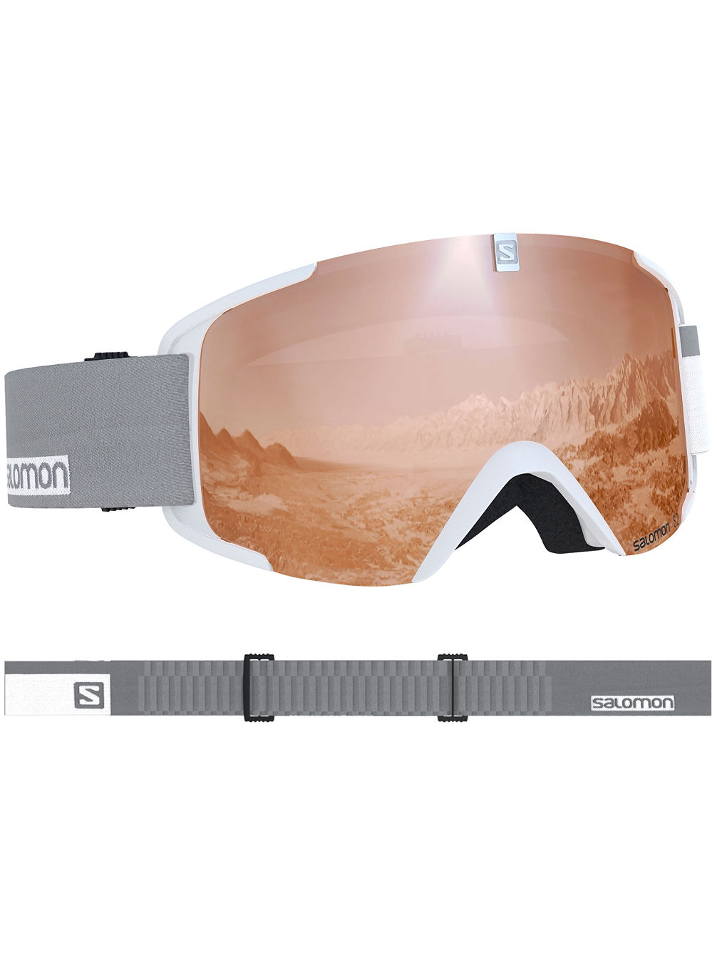 Xview Access White Goggle