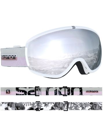 Salomon Ivy White Flower Youth Goggle