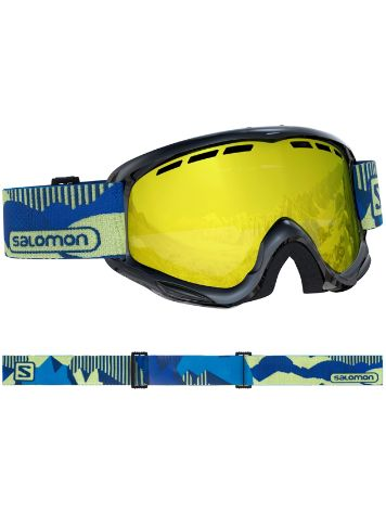 Salomon Juke Black Pop Youth Goggle