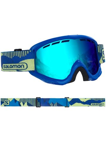 Salomon Juke Blue Pop Youth Goggle