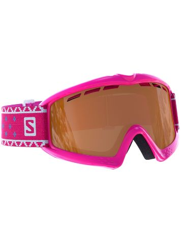 Salomon Kiwi Pink Youth Goggle