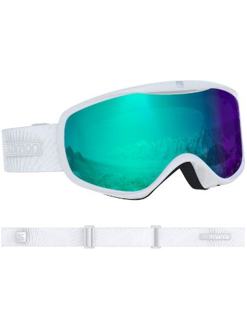 Salomon Sense Photo White Youth Goggle