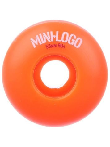 Mini Logo C-Cut 90A 53mm Wheels