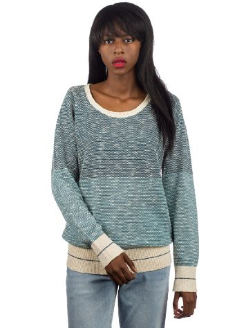 Iriedaily 2 Tone Biquet Knit Strickpullover