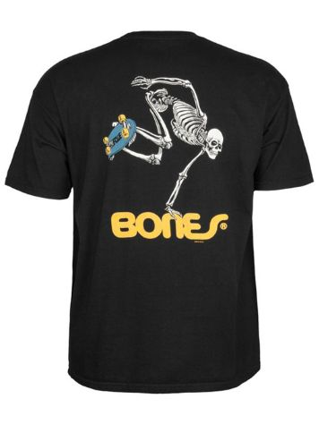 Powell Peralta Skateboard Skeleton T-Shirt Jungen