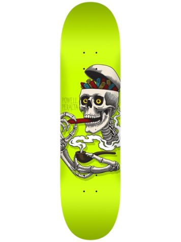 "Powell Peralta Curb Skelly Popsicle 8.5"" Skate Deck"