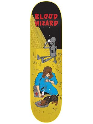 "Blood Wizard Wizard Of Blood 8.25"" Skate Deck"