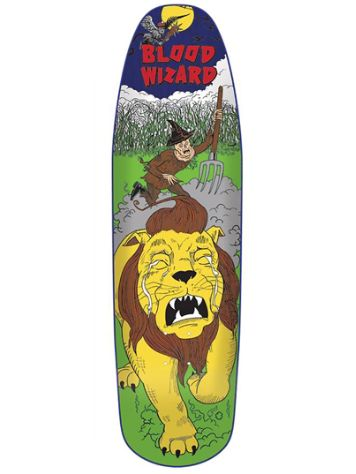 "Blood Wizard Wizard Of Blood 8.88"" Skate Deck"