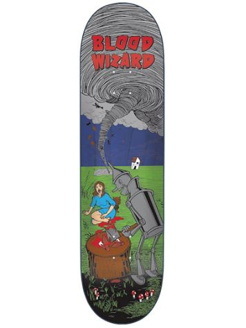 "Blood Wizard Wizard Of Blood 8.375"" Skate Deck"