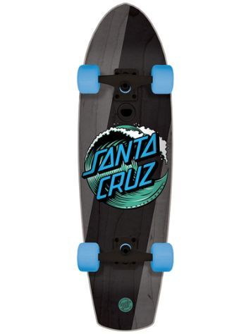 "Santa Cruz Wave Dot Street Shark 8.8"" Complete"