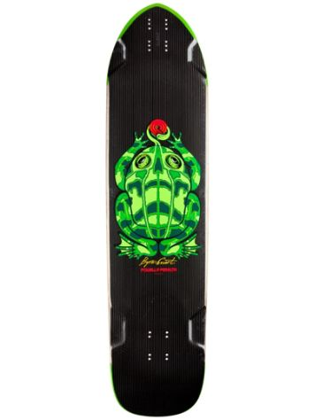 "Powell Peralta Byron Essert Frog Carbon 9.9"" Deck"
