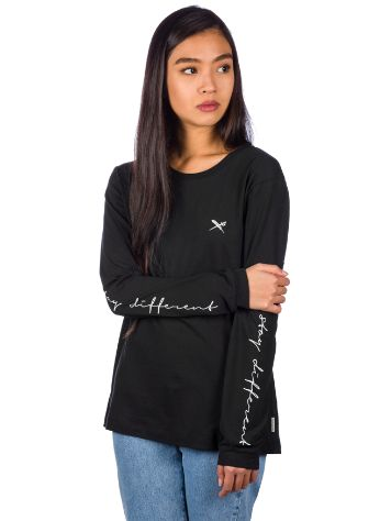 Iriedaily Stay Sleeve Print Long Sleeve T-Shirt