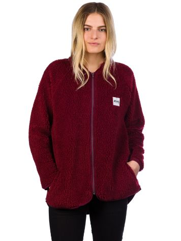 Eivy Redwood Sherpa Fleecejacke