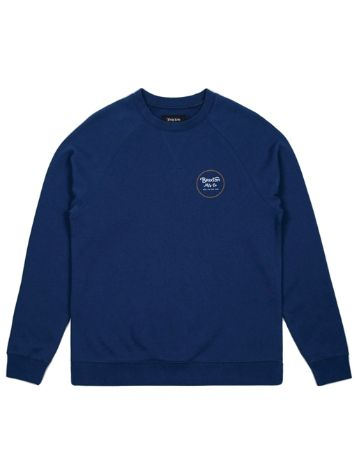 Brixton Wheeler III Crew Sweater