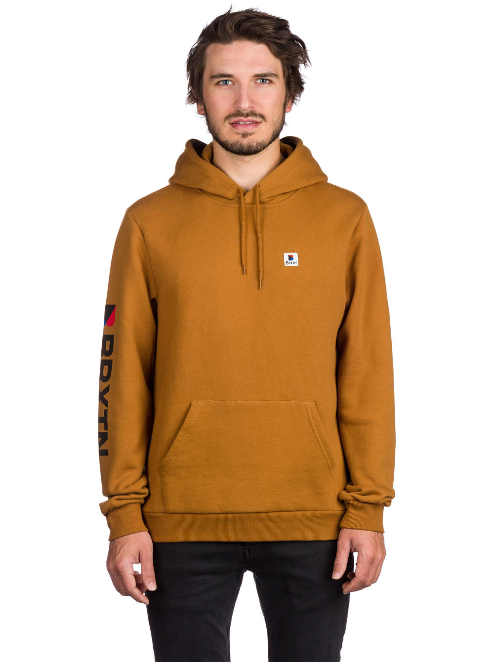 a2089ac42ef Buy Brixton Stonewell Fleece Hoodie online at Blue Tomato