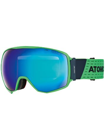 Atomic Count 360 HD Green Maschera