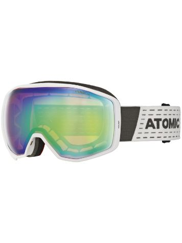 Atomic Count Stereo White