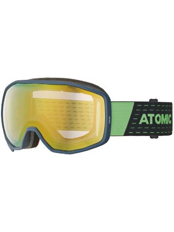 Atomic Count Stereo Dark Blue/Green