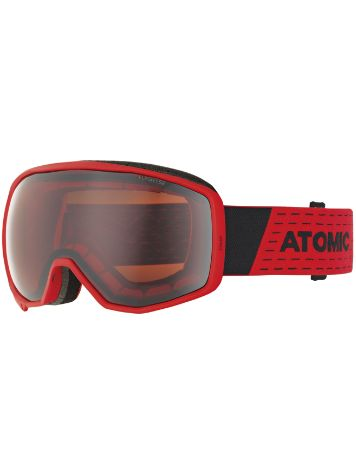 Atomic Count Flash Red