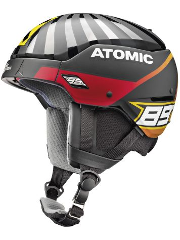Atomic Count Amid RS Helmet
