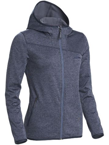 Atomic Microfleece Hooded Fleece Jacket