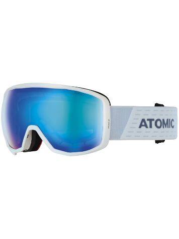 Atomic Count Spherical White/Blue