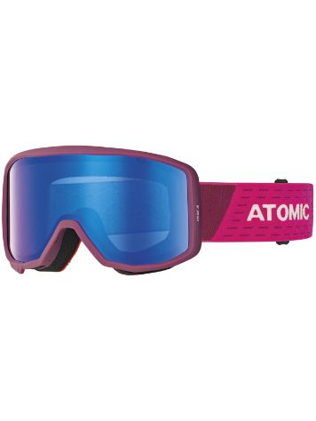 Atomic Count Cylindrical Berry/Pink Youth Goggle