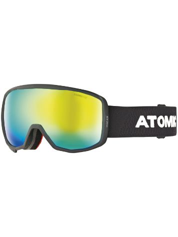 Atomic Count RS Black/White (+Bonus Lens) Youth Goggle