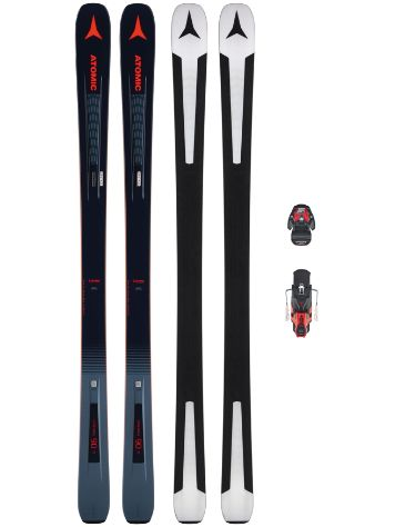Atomic Vantage 90 Ti 161 + Warden MNC 11 2019 Freeski-Set