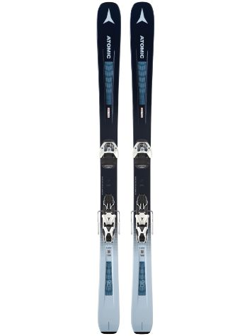 Atomic Vantage 90 Ti 161 + Warden MNC 11 Freeski-Set