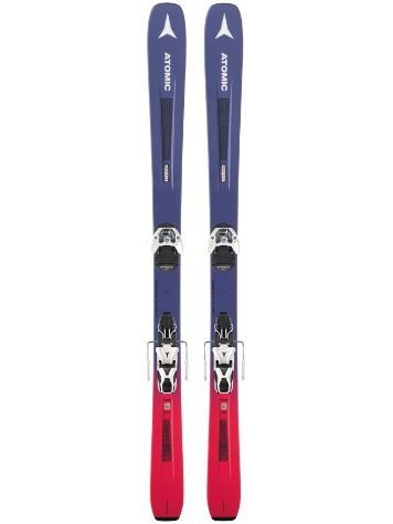Atomic Vantage 86 C 157 + Warden MNC 11 2019 Freeski-Set