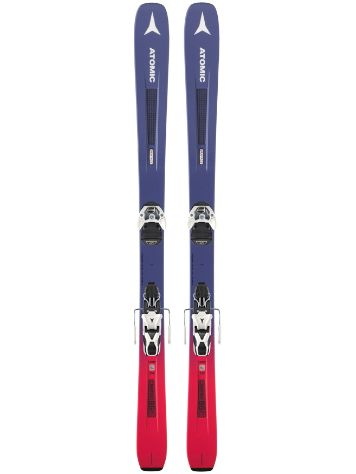 Atomic Vantage 86 C 165 + Warden MNC 11 Freeski-Set