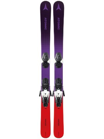Atomic Vantage 150 + L7 2019 Girls Freeski-Set