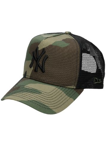 New Era Clean Trucker Cap