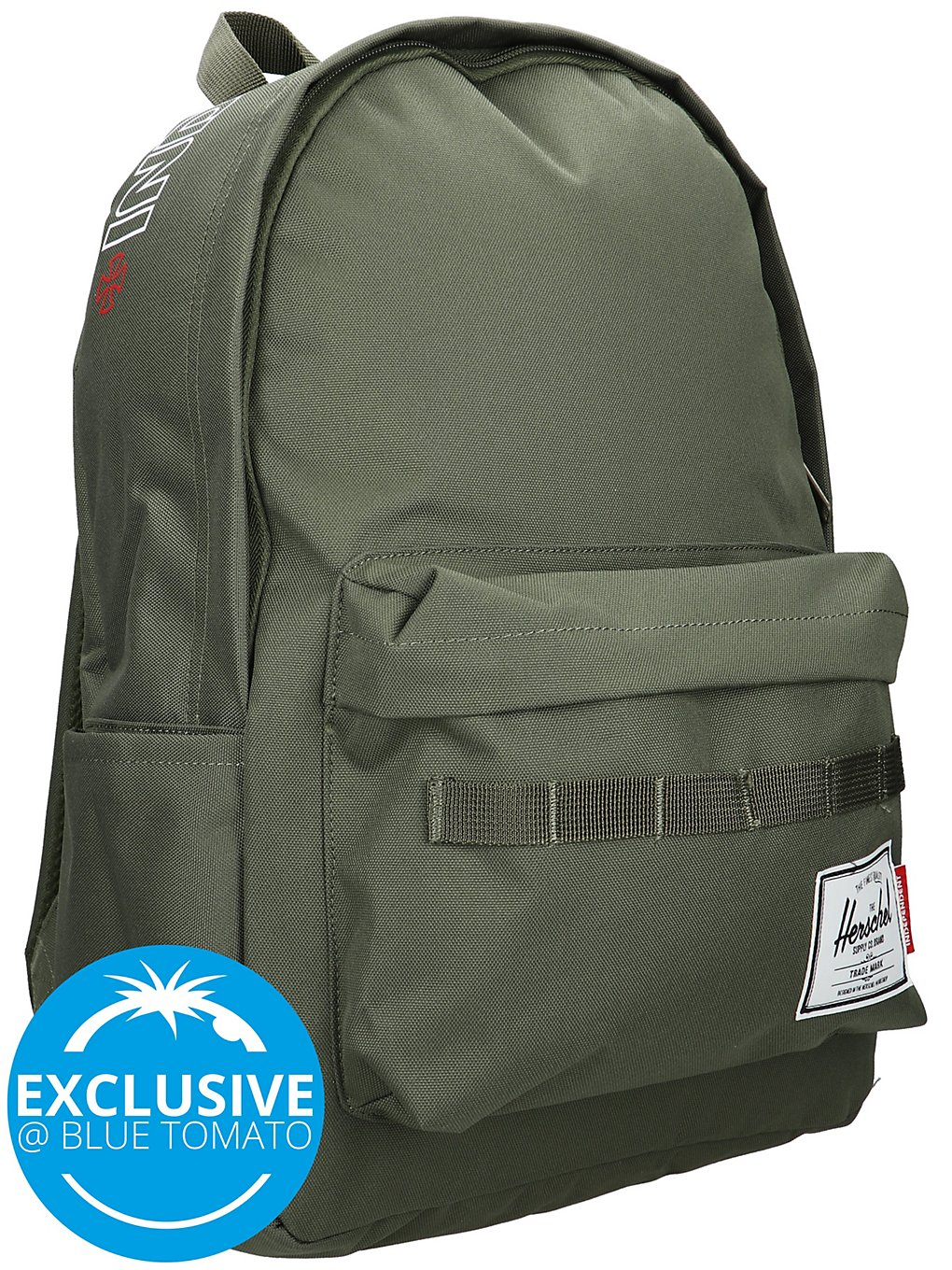 Image of Herschel X Independent Classic X-Large Backpack ivy green Uni