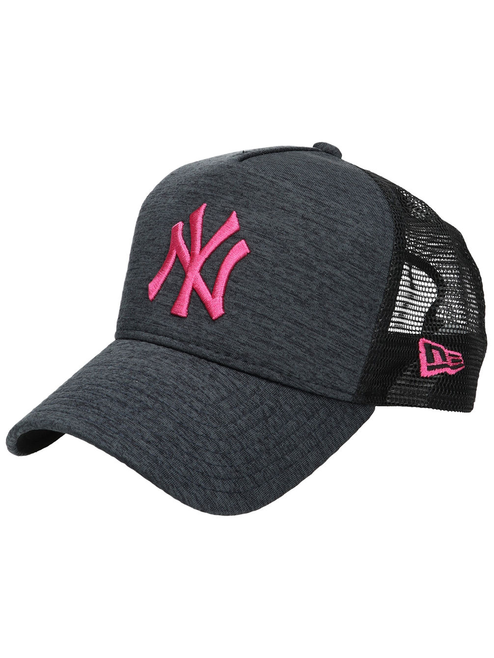 info for 2c5b2 bd3b6 NY Yankees Jersey Trucker Cap