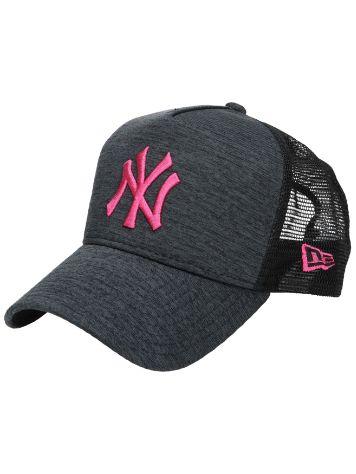 ... New Era NY Yankees Jersey Trucker Lippis 9e02673b5c
