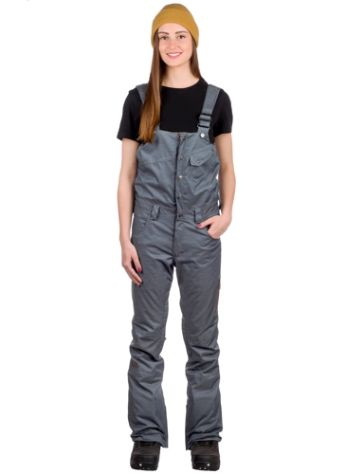 Nikita Evergreen Denim Bib Pantalones