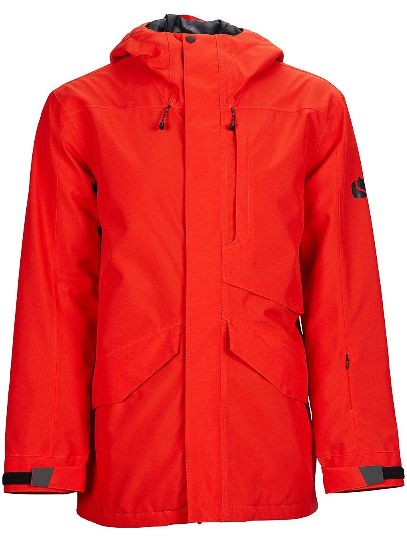 Bonfire Vector Insulated Jacket red Herren