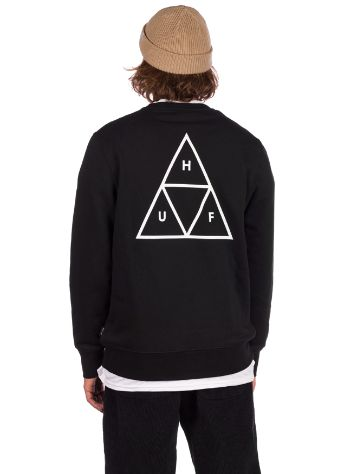 HUF Essentials TT Crew Sweater