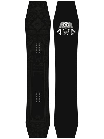 Dinosaurs Will Die Pow Reaper 162 Snowboard