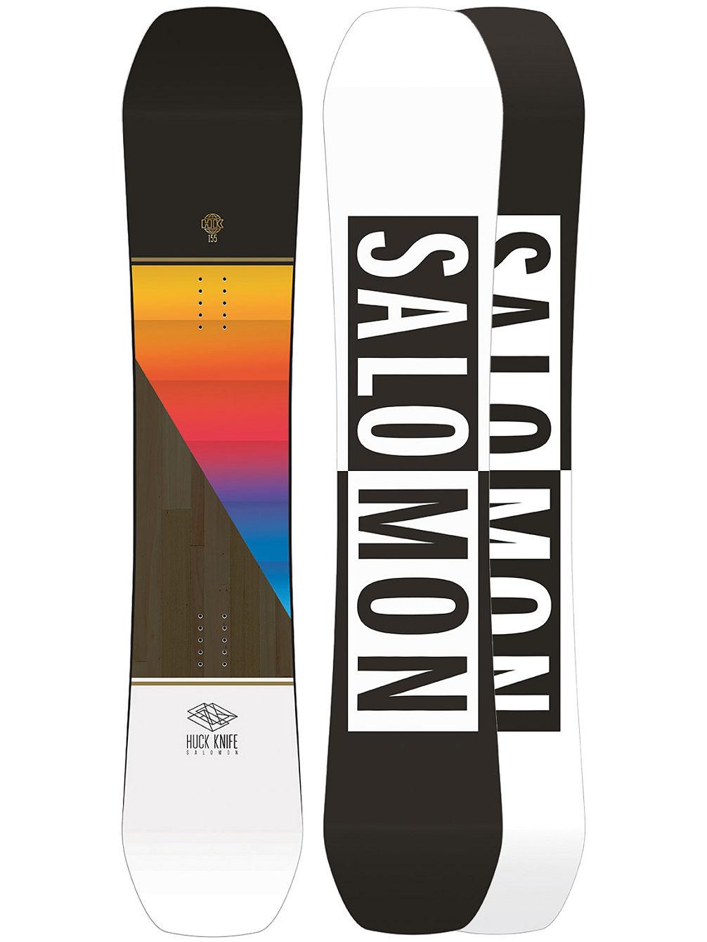 ff301e332db Salomon Huck Knife 152 2019 Snowboard online kopen bij Blue Tomato