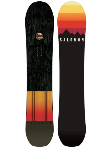 Salomon Super 8 163 2019 Snowboard