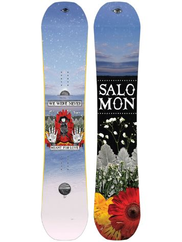 Salomon Gypsy Classicks By Desiree 138 2019 Snowboard