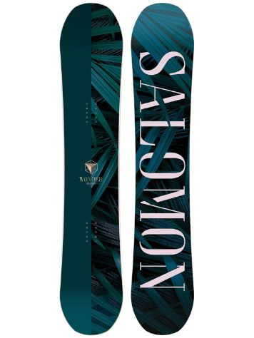 Salomon Wonder 154 2019 Snowboard