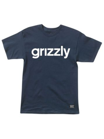 Grizzly Lowercase T-Shirt
