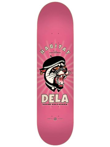 "Habitat Delatorr Celluloid 8.25"" Skate Deck"