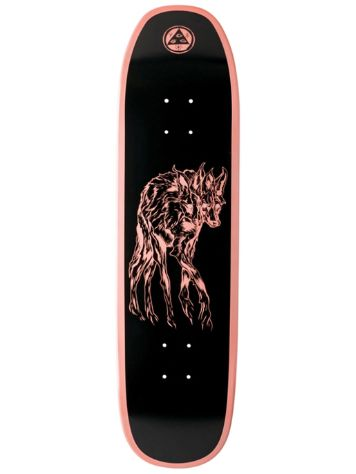 "Welcome Maned W On Son Of Moonr 8.25"" Skate Deck"