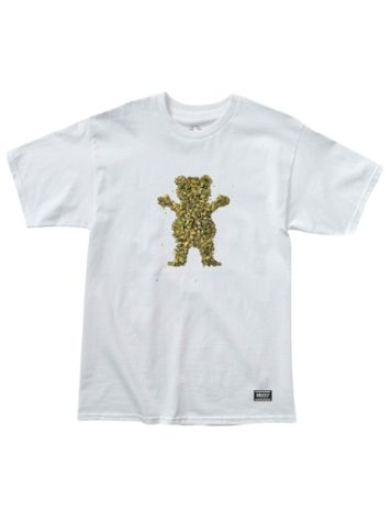 Grizzly Roll Up Bear Camiseta