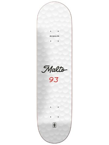 "Girl Sean Malto Long Ball 8.0"" Skate Deck"